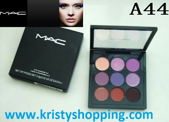Eyeshadow x 9 Times Nine MAC A44