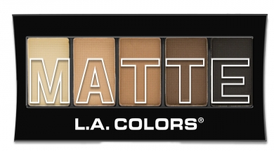 Matte Eyeshadow LA Colors CEM472