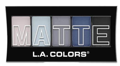 Matte Eyeshadow LA Colors CEM474