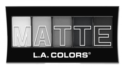 Matte Eyeshadow LA Colors CEM475