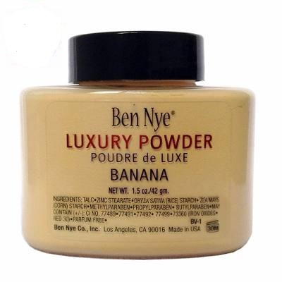 Banana Ben Nye Luxury powder