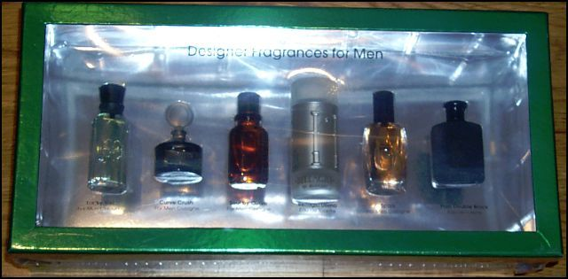 Designer Fragrances for Men  6 Ref.191620: