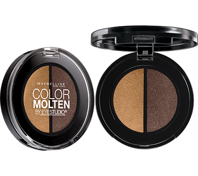 Sombras Duo Eye Studio Maybelline Molten 302
