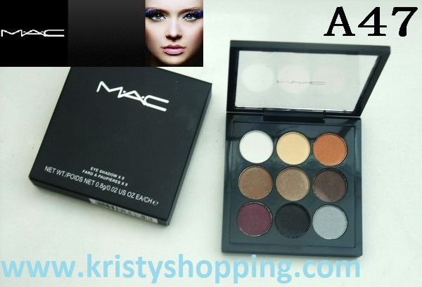 Eyeshadow x 9 Times Nine MAC A47