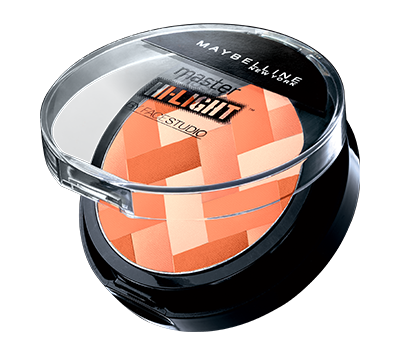 Blush Master Hi-Light Maybelline Coral 30