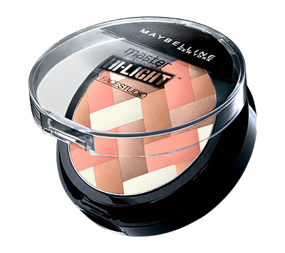 Blush Master Hi-Light Maybelline Light Bronzer 50