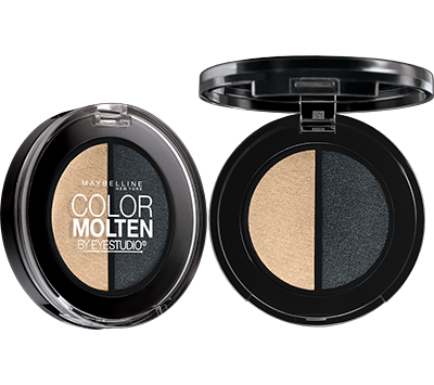 Sombras Duo Eye Studio Maybelline Molten 303