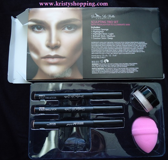 Set Sculpting Face Makeup