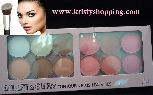 Countorn Face y Blush