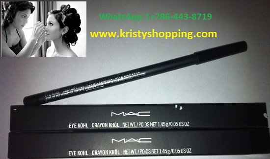 Lot 6 pcs Eyeliner MAC Kohl Smolder Intense black