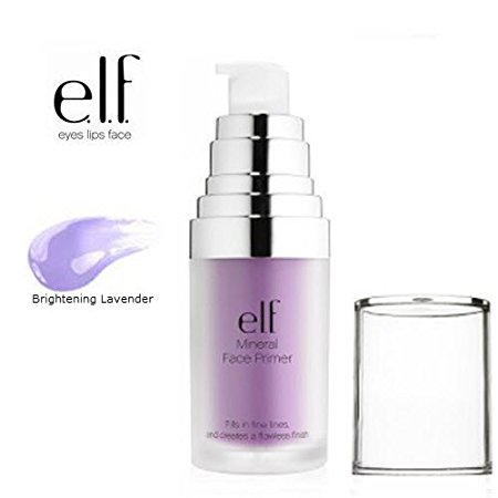 Face Primer Tone Adjusting Lavender elf 83403