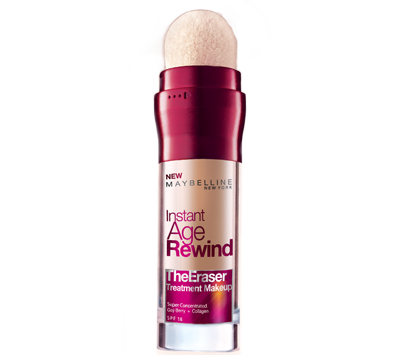 Base Age Rewin Eraser Treatment Maybelline Creamy Beige 290