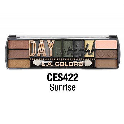 Pallete Eyeshadow LA.Colors CES422