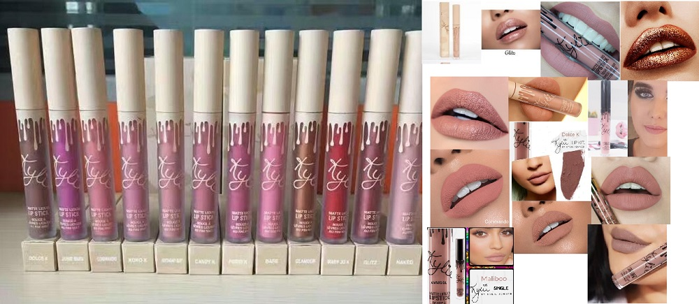 Lote 36 Labiales Kylie Jenner Matte