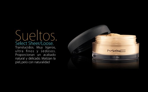 Lote 6 Polvos Translucidos Select Sheer Loose MAC