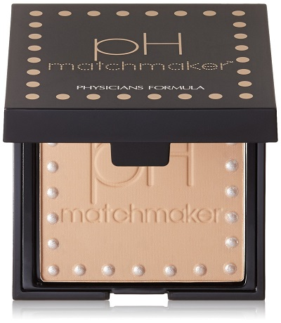 Polvo PH Matchmaker Physicians Formula Medium 7831