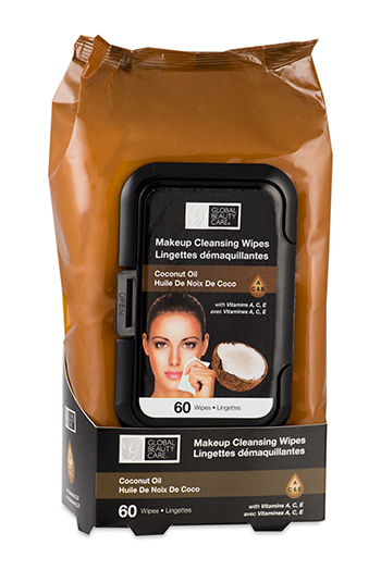 Makeup Cleansing Wipes – Coconut