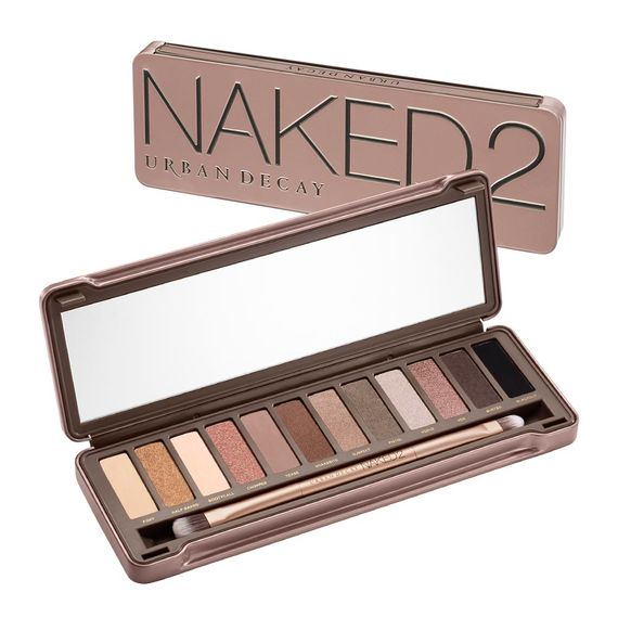 Sombras Naked 2 Paleta 12 colores Urban Decay